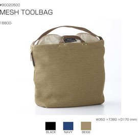 BAG'n'NOUN - Mesh Totebag