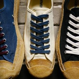 CONVERSE - CONVERSE FIRST STRING JACK PURCELL CREPE COLLECTION
