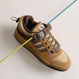 adidas - Forum Lo - Bad Bunny Brown