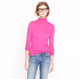 J.CREW - Tissue turtleneck tee