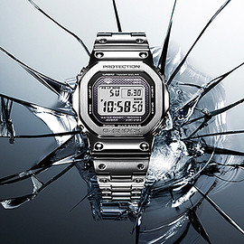 CASIO - G-SHOCK (GMW-B5000)