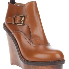 CHLOÉ - Wedge boot