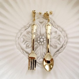 corchea - Restaurant Earrings