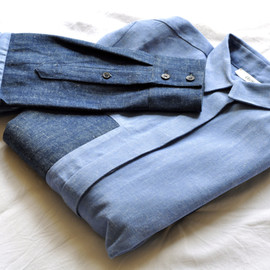 CÉLINE - Denim Shirts