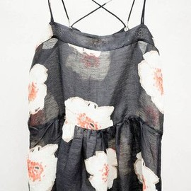 Isabel Marant - Black Ridge Top