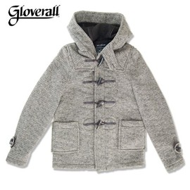 gloverall グローバーオール - gloverall グローバーオール ニットダッフルコート KNIT DUFFLE COAT Made in England(英国製)