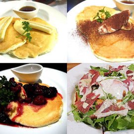 SCOTCHBANK  -cafe & dining- - pancake