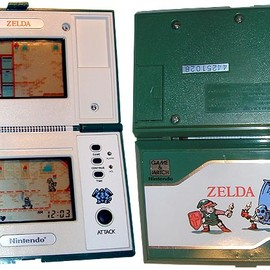 nintendo - Zelda Game&Watch