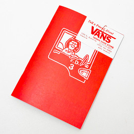 VANS - The Vanzine - Issue 01