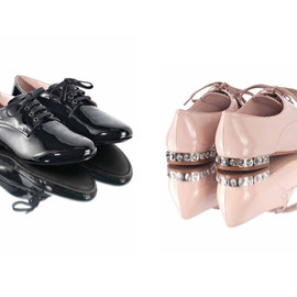 sneakers by Miu Miu