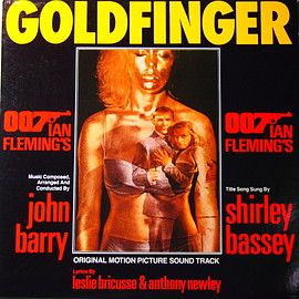 O.S.T. - GOLDFINGER 007 SOUNDTRACK