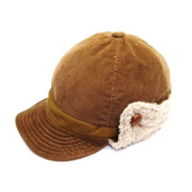 "THE SUPERIOR LABOR - The Superior Labor ""winter cap""(brown)"