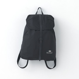 "BAG'n'NOUN - NAPSAC ""L"" BLACK"