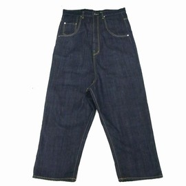 GANRYU - DENIM PANTS