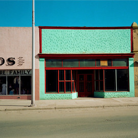 Wim Wenders - Entire Family, Nevada