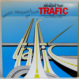 O.S.T. - Traffic / Jacques Tati