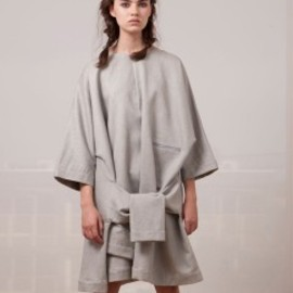 P.A.M. - Scops Owl Dress/Top (grey)