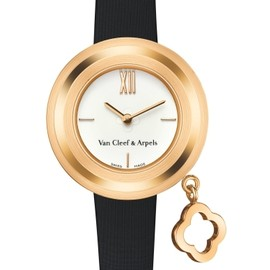 Van Cleef & Arpels - Charm Gold Watch