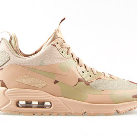 Nike - Air Max 90 Sneakerboot MC SP Desert Camo