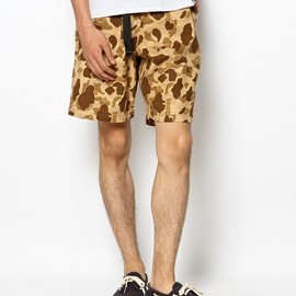 Wild Things - 別注HUNTER CAMO SHORT PANTS