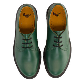 Dr.Martens - 1461 Green MADE IN ENGLAND