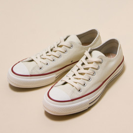CONVERSE ADDICT - Chuck Taylor Low Ivory Color