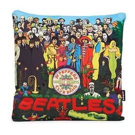 WOOUF!BARCELONA - WOOUF!BARCELONA クッション Sgt. Peppers Cushion(45x45cm)