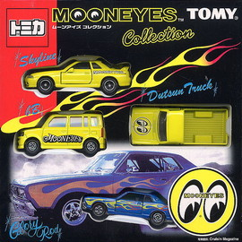 TOMY - TOMICA MOONEYES Collection