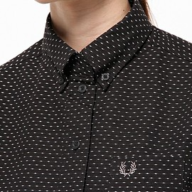 FRED PERRY - Dobby Spot Shir