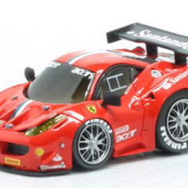 チョロQ - Ferrari 458 GTC Hand Made LTD Model Kit