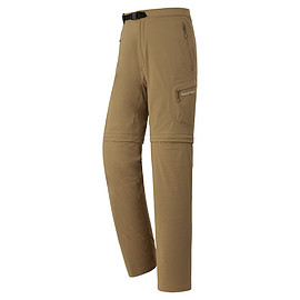 mont-bell - convertible 1/2 pants
