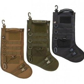 LA Police Gear - Molle Elite Tactical Christmas Stocking