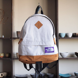 THE NORTH FACE PURPLE LABEL - Medium Day Pack #white×black