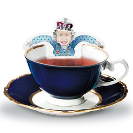 Donkey Products - DONKEY PRODUCTS 200301 TEA PARTY ROYALTEA