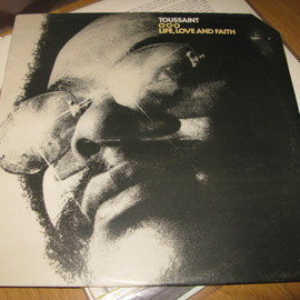 Allen Toussaint - Life, Love And Faith (Record: Reprise MS 2062 U.S.early press)