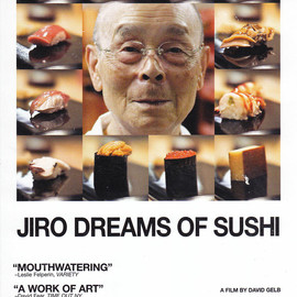 David Gelb - JIRO DREAMS OF SUSHI