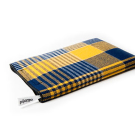 Pijama - iPad Sleeve Tartan Blue Yellow 9