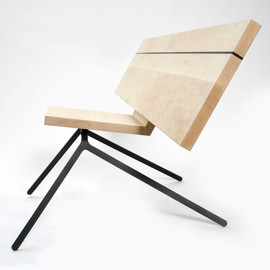 Anne Frobeen - Simple Line Chair