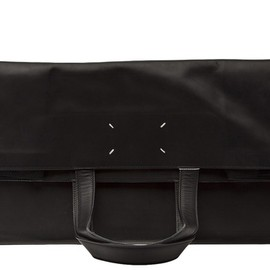 Maison Martin Margiela - Fold Over Shopping Bag Tote (Black )