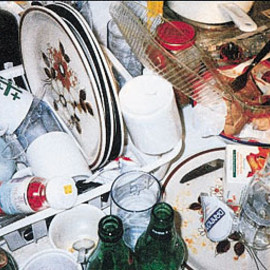 Wolfgang Tillmans - KITCHEN STILL LIFE ポストカード