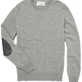 Lightweight Cotton-Blend Sweatshirt
