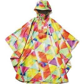 TOWER RECORDS × MARMOT - TOWER RECORDS × MARMOT RAINBOW PreCip(R) RAIN PONCHO
