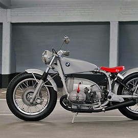 BMW - R60 by Wang Very Low & Grey