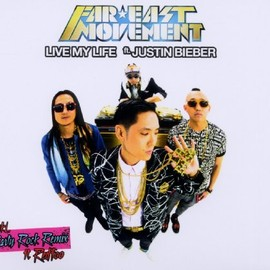 far East Movement - Live My Life (2 Tracks)