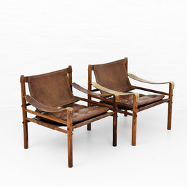 Arne Norell - Scirocco safari chair