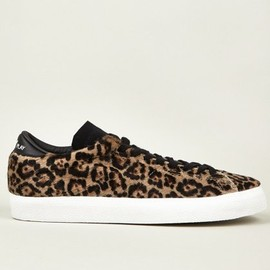 adidas originals - Leopard Print Match Play Sneakers
