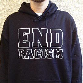 w&i - Aims to end Black hoodie