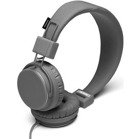 Urbanears - Urbanears koptelefoons Plattan (plus) headphones in Dark Grey