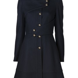 Prabal Gurung - Military Peplum Coat