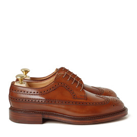 CROCKETT&JONES - CHEVIOT/8718 (CORDOVAN)